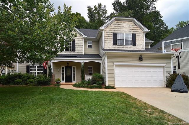 8397 Bampton Drive, Concord, NC 28027 (#3418093) :: Rinehart Realty