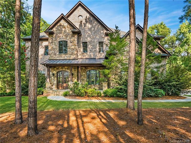 9200 Woodhall Lake Drive, Waxhaw, NC 28173 (#3418243) :: Exit Mountain Realty
