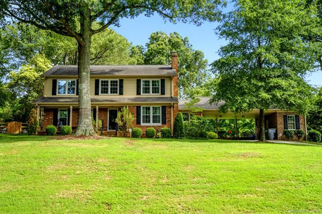 614 Nottingham Drive, Charlotte, NC 28211 (#3420019) :: Zanthia Hastings Team