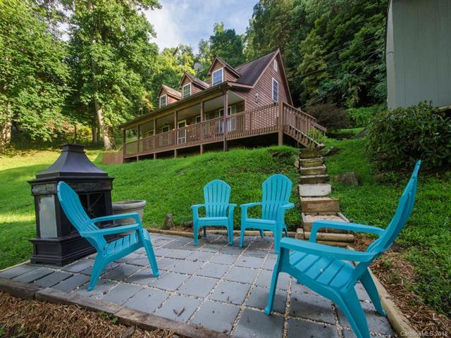 47 Cloud Ridge Road, Waynesville, NC 28785 (#3420437) :: RE/MAX Four Seasons Realty