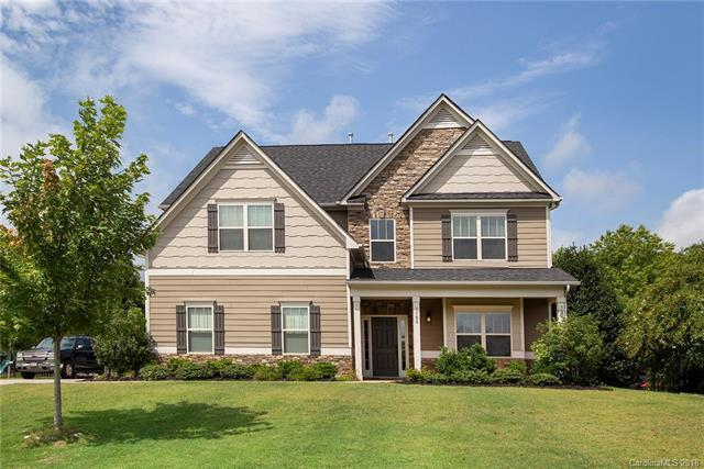 1700 Laurel Hill Drive, Waxhaw, NC 28173 (#3420537) :: The Andy Bovender Team