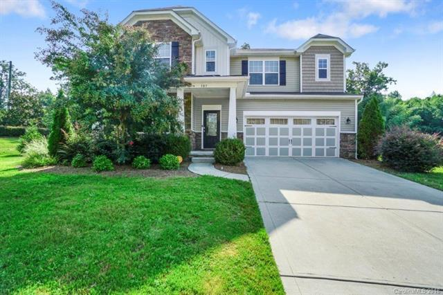 107 Rougemont Lane, Mooresville, NC 28115 (#3421135) :: Odell Realty