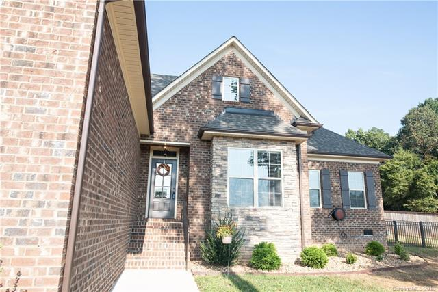 4307 Cooling Stone Lane #44, Monroe, NC 28110 (#3421737) :: Mossy Oak Properties Land and Luxury