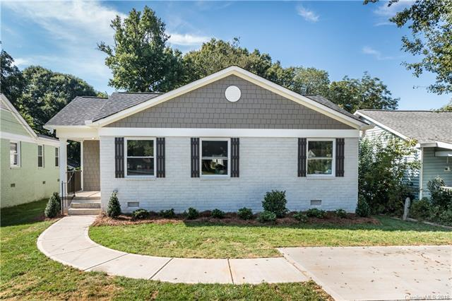 1704 35th Street E, Charlotte, NC 28205 (#3422337) :: Robert Greene Real Estate, Inc.