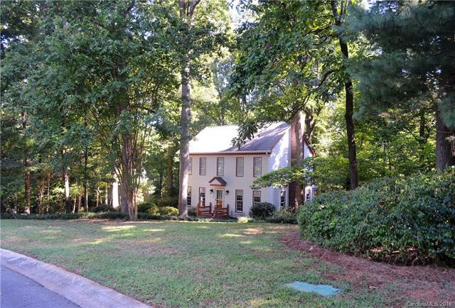 9430 Nugget Hill Road, Mint Hill, NC 28227 (#3423557) :: Exit Mountain Realty