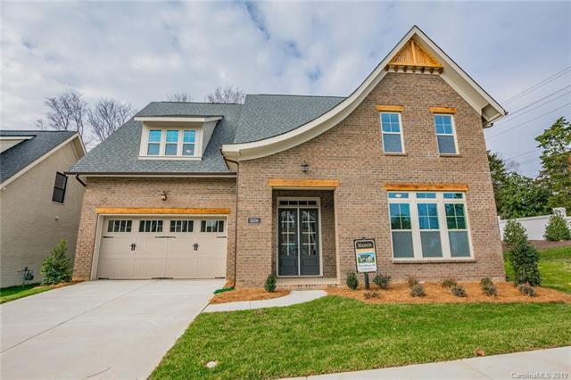 2606 Mary Butler Way #1, Charlotte, NC 28226 (#3424125) :: Exit Mountain Realty