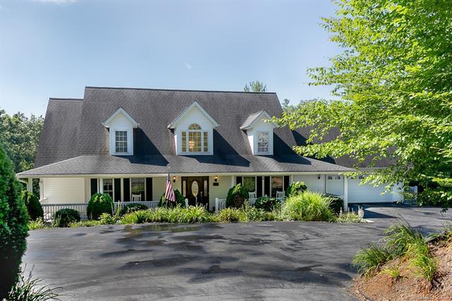 535 Brook Knoll Circle, Weaverville, NC 28787 (#3425314) :: LePage Johnson Realty Group, LLC