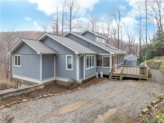 60 Miller Cove Road, Black Mountain, NC 28711 (#3426995) :: Puffer Properties