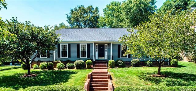 6307 South Point Drive, Charlotte, NC 28277 (#3427515) :: Odell Realty