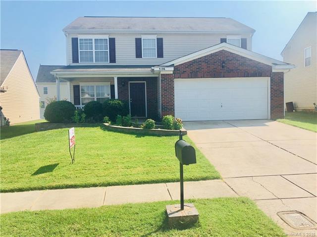 5106 Valcourt Road, Charlotte, NC 28216 (#3428367) :: High Performance Real Estate Advisors