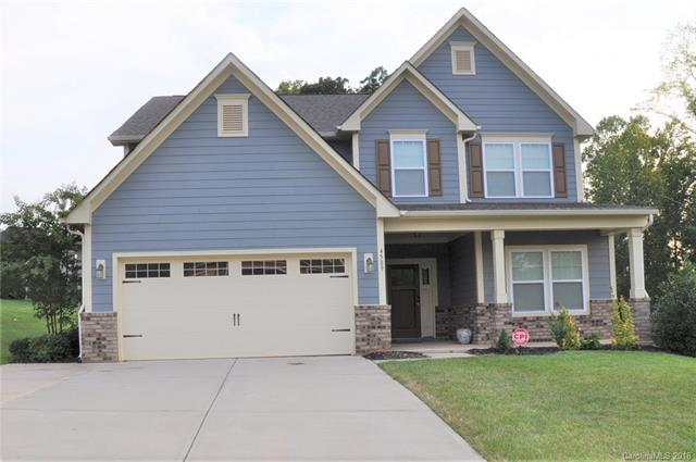 4589 Fox Ridge Lane, Indian Land, SC 29707 (#3428659) :: Team Honeycutt