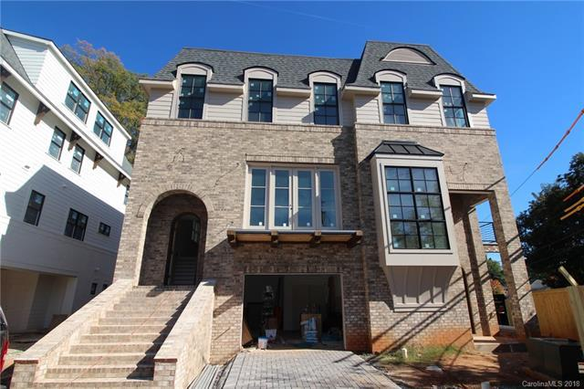 633 Mattie Rose Lane #18, Charlotte, NC 28204 (#3428943) :: The Ramsey Group