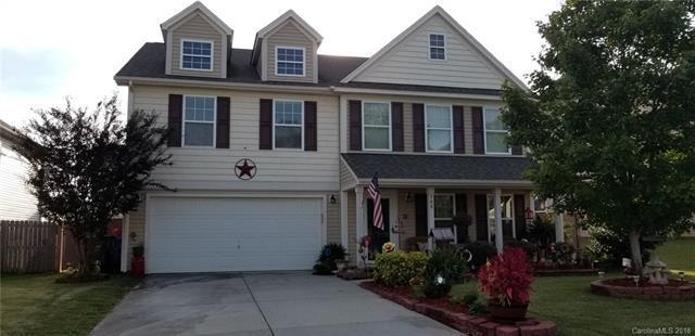 500 Landis Oak Way, Landis, NC 28088 (#3431429) :: High Performance Real Estate Advisors