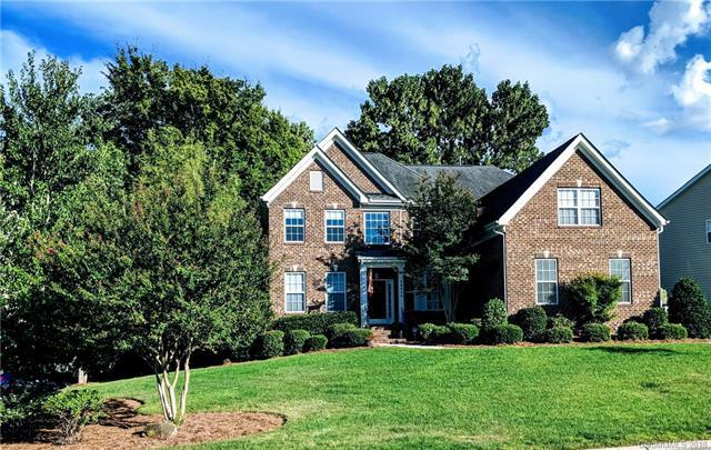10640 Stone Bunker Drive, Mint Hill, NC 28227 (#3431782) :: High Performance Real Estate Advisors
