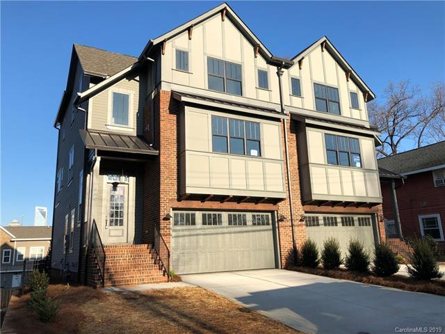 336 S Torrence Street #1, Charlotte, NC 28204 (#3431979) :: RE/MAX RESULTS