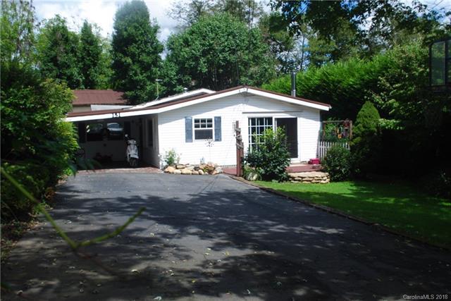 151 Prevost Street, Waynesville, NC 28786 (#3433179) :: Puffer Properties