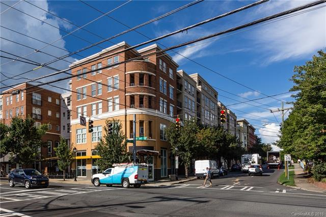 1315 East Boulevard #322, Charlotte, NC 28203 (#3433235) :: LePage Johnson Realty Group, LLC