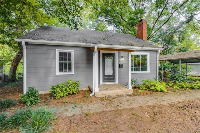 1109 Briar Creek Road, Charlotte, NC 28205 (#3433859) :: Exit Mountain Realty