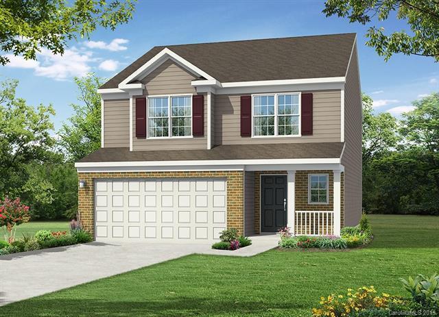 4210 Falls Lake Drive SW Lot 1, Concord, NC 28025 (#3435648) :: Team Honeycutt