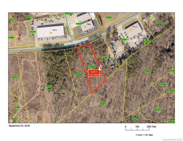 Lot 2 Hagers Hollow Drive, Denver, NC 28037 (#3436032) :: Cloninger Properties
