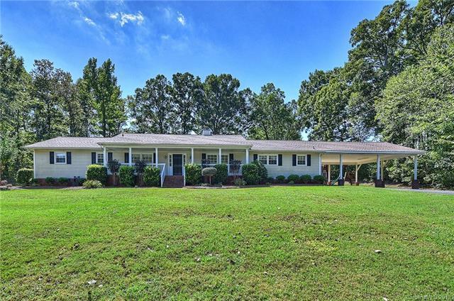 717 Pilgrim Forest Drive, Monroe, NC 28110 (#3436161) :: Rinehart Realty