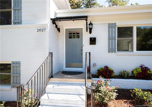 2027 Margate Avenue #7, Charlotte, NC 28205 (#3436474) :: Stephen Cooley Real Estate Group