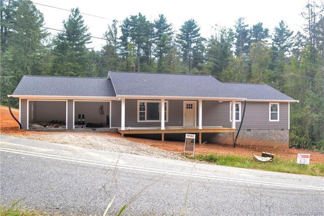95 Woodhaven Road #1, Mars Hill, NC 28754 (#3436588) :: The Ann Rudd Group