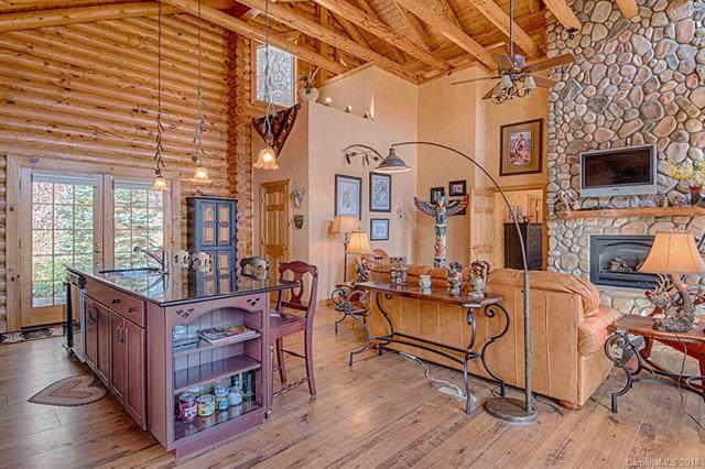 40 Slim Ridge 49 & 55, Maggie Valley, NC 28751 (#3437301) :: Robert Greene Real Estate, Inc.