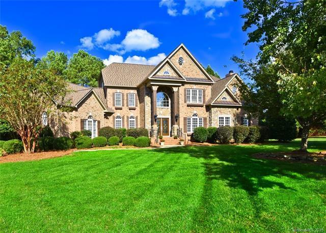 9200 Skipaway Drive, Waxhaw, NC 28173 (#3439745) :: High Performance Real Estate Advisors