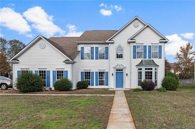 7804 Conifer Circle, Indian Trail, NC 28079 (#3440106) :: TeamHeidi®