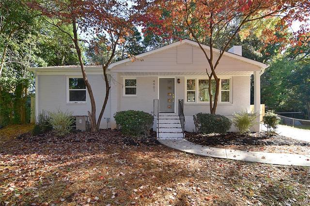 4901 Kistler Avenue, Charlotte, NC 28205 (#3440879) :: Exit Mountain Realty