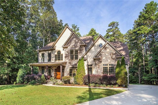 14130 Lea Point Court, Huntersville, NC 28078 (#3441248) :: Exit Mountain Realty
