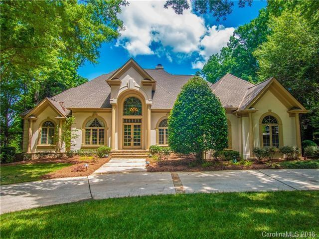4732 Old Course Drive, Charlotte, NC 28277 (#3442523) :: The Ramsey Group