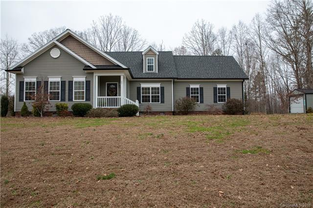 292 Mill Creek Road, Iron Station, NC 28080 (#3443735) :: Exit Mountain Realty