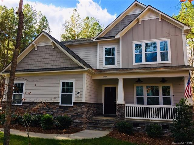 1529 Springfield Drive, Waxhaw, NC 28173 (#3444459) :: Exit Mountain Realty