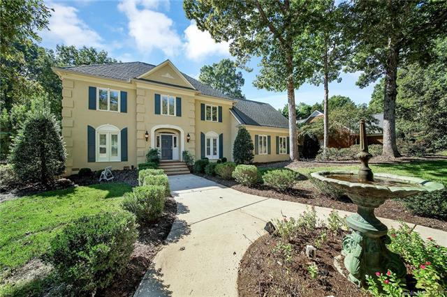 4440 Canoebrook Road, Charlotte, NC 28210 (#3444808) :: The Ramsey Group