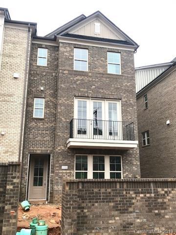 1316 E Woodlawn Road Tmp 6, Charlotte, NC 28209 (#3445000) :: MartinGroup Properties