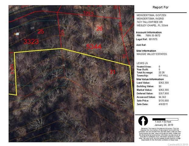 30 Lewis Lane Pt30 & 31, Maggie Valley, NC 28751 (#3445100) :: Keller Williams Professionals