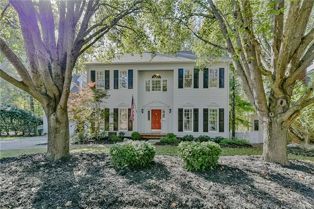 5605 Providence Glen Road, Charlotte, NC 28270 (#3448822) :: Exit Mountain Realty