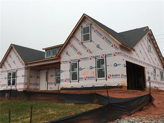 152 Riverstone Drive #18, Davidson, NC 28036 (#3449441) :: MECA Realty, LLC