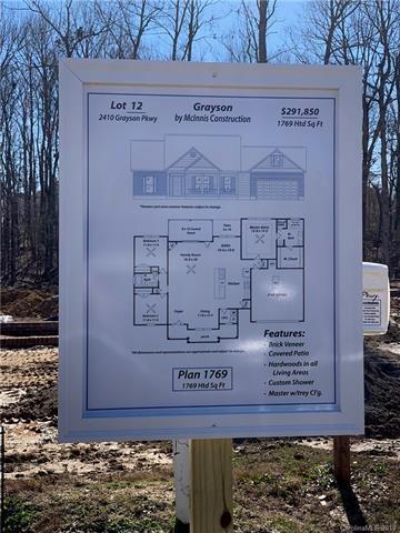 2410 Grayson Parkway #12, Monroe, NC 28110 (#3451457) :: Exit Mountain Realty