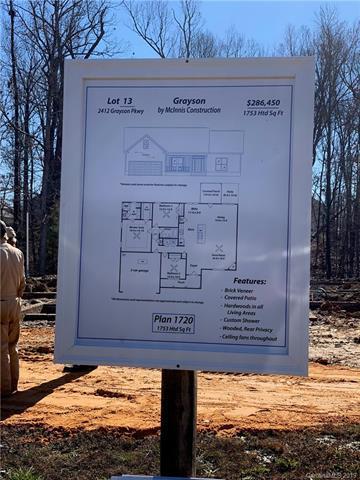 2412 Grayson Parkway #13, Monroe, NC 28110 (#3451538) :: Exit Mountain Realty