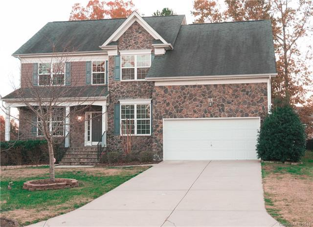 10826 Stone Bunker Drive, Mint Hill, NC 28227 (#3452214) :: Exit Mountain Realty
