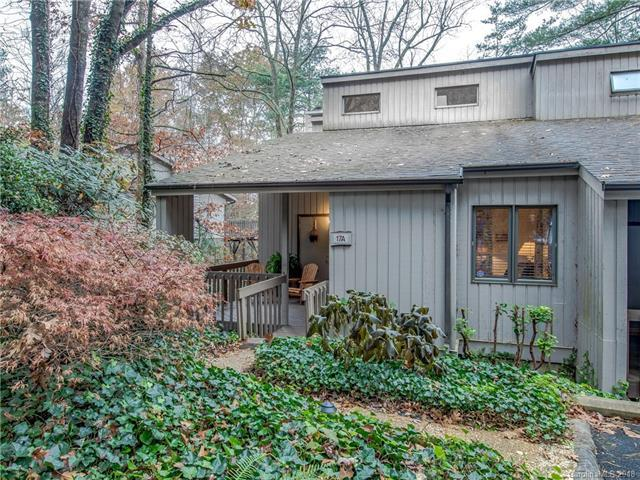 17 A Cedarwood Trail 17A, Asheville, NC 28803 (#3452411) :: Odell Realty