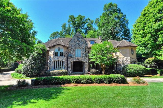 7320 Governors Hill Lane, Charlotte, NC 28211 (#3453187) :: Rinehart Realty