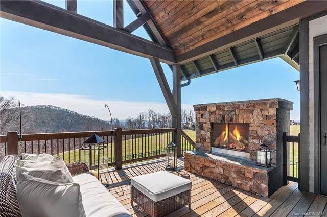 23 Thunder Mountain Road, Hendersonville, NC 28792 (#3457046) :: Carver Pressley, REALTORS®
