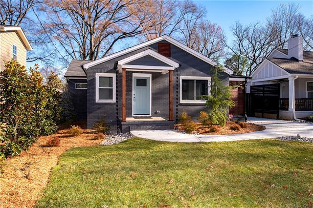 2316 Barry Street, Charlotte, NC 28205 (#3457673) :: RE/MAX Four Seasons Realty
