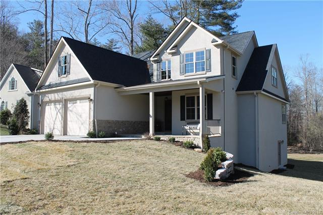 62 Mistletoe Trail, Hendersonville, NC 28791 (#3460373) :: MartinGroup Properties