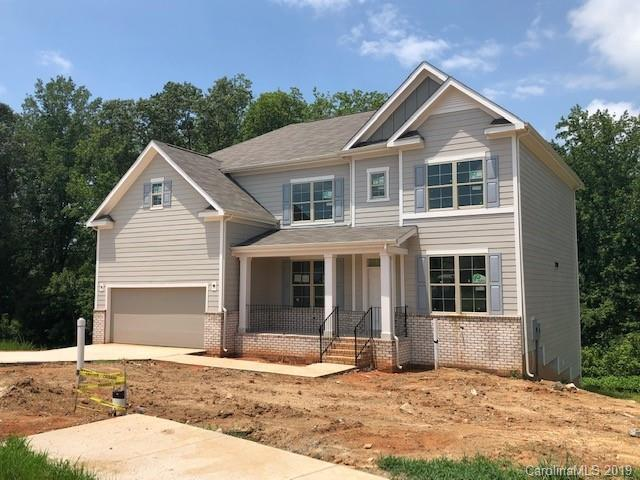 814 Double Oaks Lane #93, Concord, NC 28025 (#3461310) :: Team Honeycutt