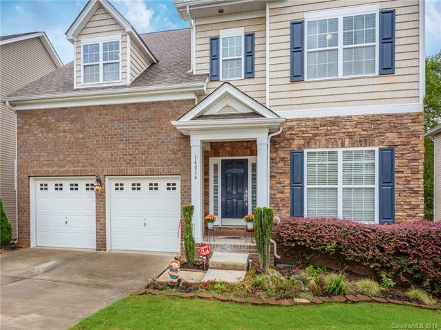 14034 Green Birch Drive, Pineville, NC 28134 (#3461495) :: Exit Mountain Realty